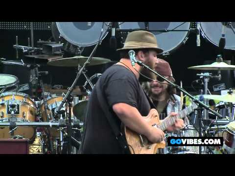 "Zach Deputy Band Performs ""Tube Steak"" at Gathering of the Vibes Music Festival 2012"