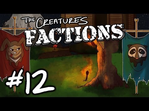 AN UNEXPECTED ATTACK - Minecraft: Factions Ep.12