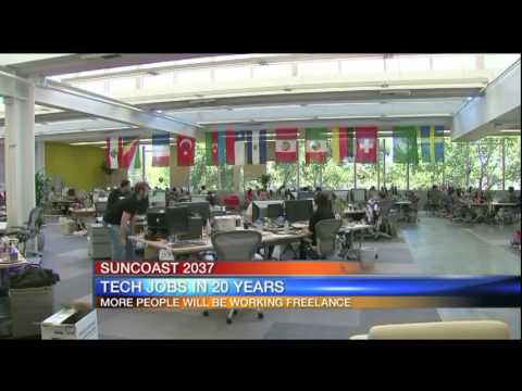 Suncoast 2037 - Technology Jobs In 20 Years