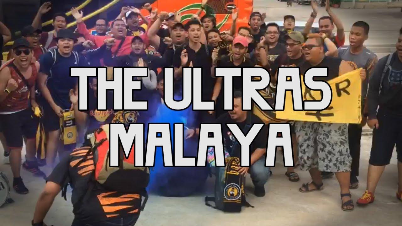 The Ultras Malaya - the force behind M'sian football team