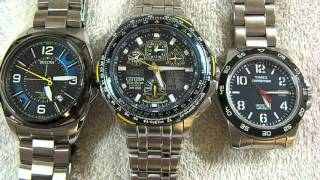 Bulova Precisionist Watch Accuracy Test, Week 4