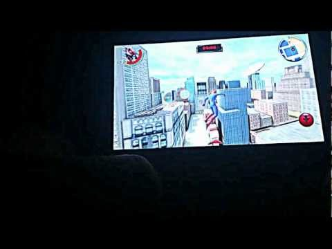 the amazing spider-man android on xperia play