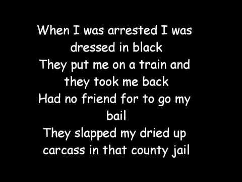 Johnny Cash - Johnny Cash - Cocaine Blues Lyrics