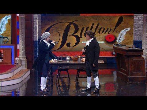 "Lin-Manuel Miranda And Stephen Perform ""Button!"""