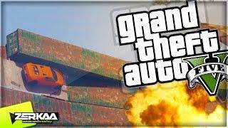 MEGA DRAGON WALLRIDE | GTA 5 Funny Moments | E510 (GTA 5 Xbox One)