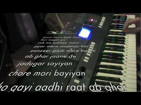 Jadugar saiyan-Nagin (improved version)