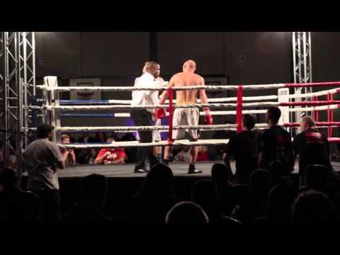 Morgan Boxing 28.11.15 - Dan Sullivan vs Andy Stevens