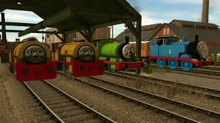 Thomas Trainz Music Video - Little Engines V2