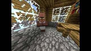 Второй трейлер GTA 5 в Minecraft