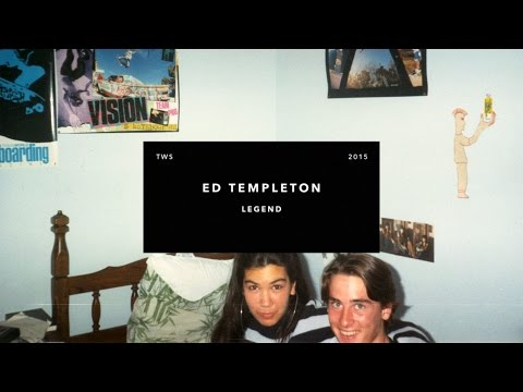 Ed Templeton TWS Legend