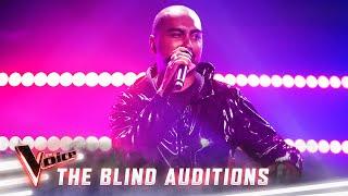 The Blinds: Mack Moses sings 'Senorita'  | The Voice Australia Season 8