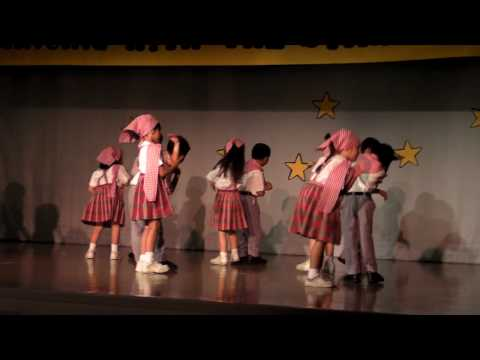 Itik Itik  By Olm Kindergarten Students (a Filipino Folk Dance) video