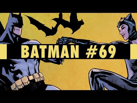 The Nightmare Never Ends | Batman #69 Review
