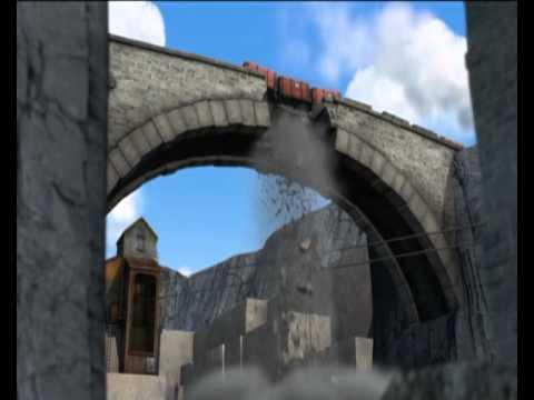 Thomas & Friends Blue Mountain Mystery Trailer