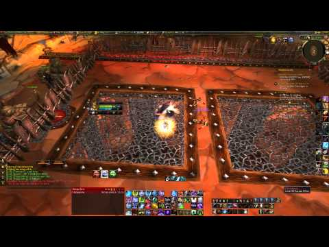 Brawlers guild Mist of Pandaria Patch 5.1 Boss Fights Part 1