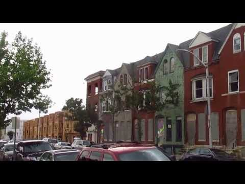 Investment in East Baltimore