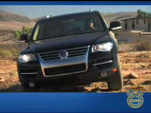 Volkswagen Touareg 2 Review - Kelley Blue Book