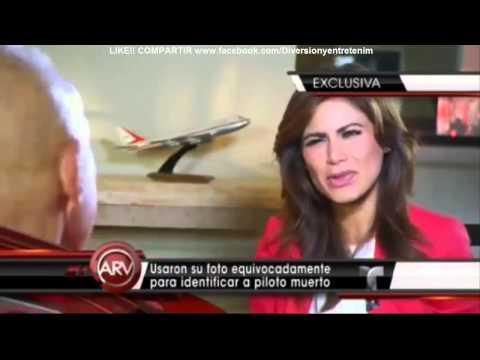 Piloto De Jenni Rivera Esta VIVO EXCLUSIVA Entrevista (Comparte)
