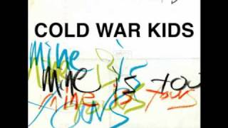 Watch Cold War Kids Broken Open video