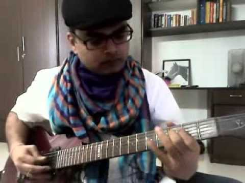 Aati rahengi baharen (Kasme Vaade) guitar solo