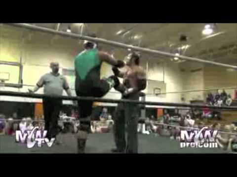 FULL MATCH From MCW Matt Hardy vs Bill Martel