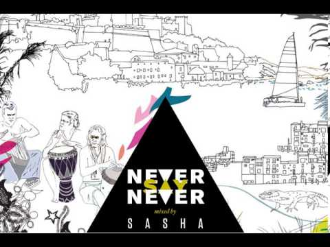 Sasha Mixmag Cover CD August 2013