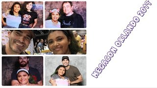 MEETING MARK SHEPPARD, STEPHEN AMELL, TYLER HOECHLIN AND MORE/ MEGACON ORLANDO 2019 AND HAUL