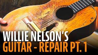 Download Lagu Repairing Willie Nelson's Trigger Gratis STAFABAND
