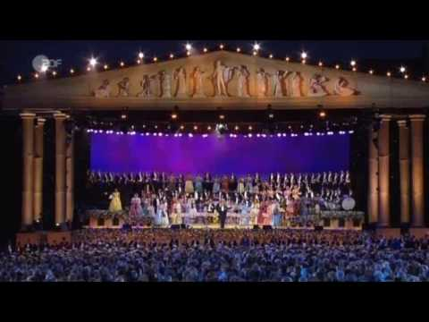 "On request. Andre Rieu is playing the song Nearer my god to thee (Näher mein Gott zu dir) in Maastricht from the concert ""Zauber der Musik"" Live in Maastrich..."