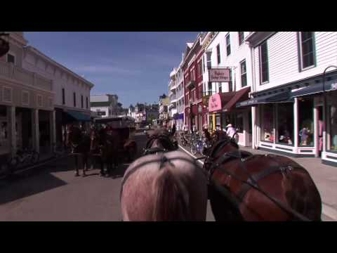 MACKINAC ISLAND  Things To Do