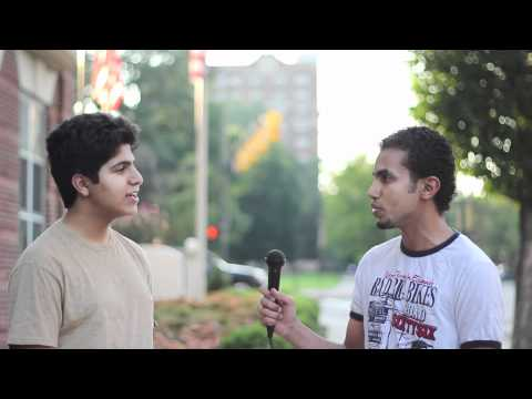 Ramadan Interviews with Arab Students @ VCU