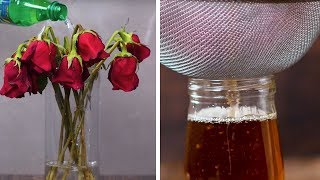 22 Hacks to be Efficient with Your Food Use! | Easy, Genius Tips with Food by Blossom