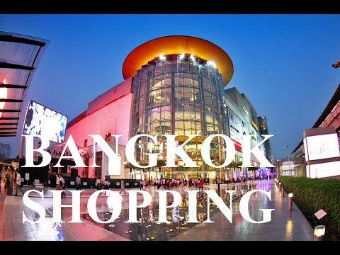 Siam Paragon สยามพารากอน & Siam Center Shopping Center – Bangkok Trip Part 24