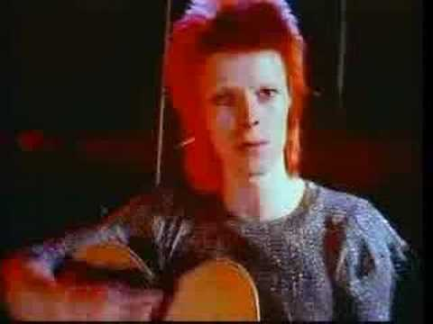 "David Bowie's ""Space Oddity"""