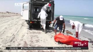 Over 100 dead in disaster off Libyan coast