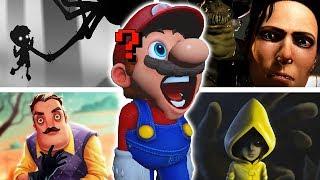 7 Finales Aterradores de Videojuegos que Nadie Entendió (Explicados)