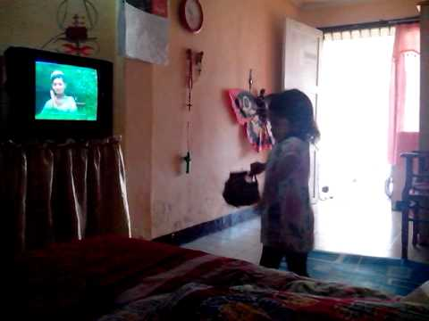 Alexa (3y3m) Joget Sasak Ale-ale video