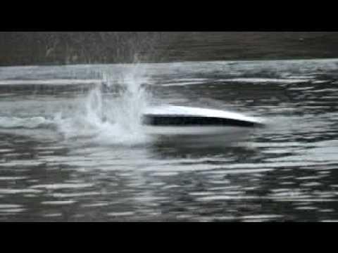 RC speed boat - brushless motor ( rc loď střídavý motor, vodní chlazení )