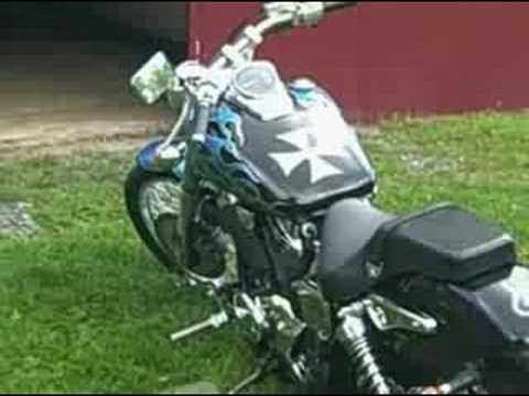 Honda Shadow 750 Custom