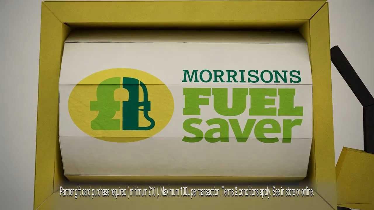 morrisons fuel saver how it works youtube. Black Bedroom Furniture Sets. Home Design Ideas