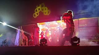 Chương trình ca múa nhạc mừng tết niên 2018 của CTY yueshong đây là những tiếc mục vui nhộn hấp dẫn