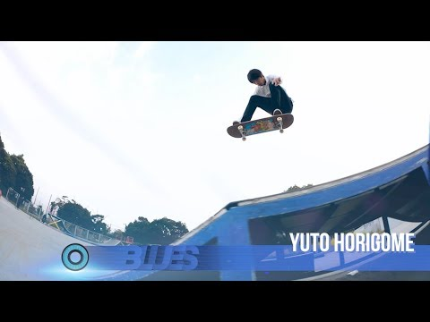 Yuto Horigome Quick BLUES Sesh | Andalé Bearings