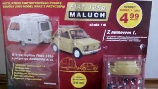 Fiat 126p       SKALA 1:8