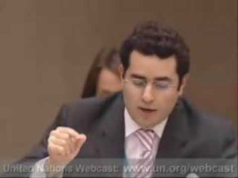 Banned Speech: Hillel Neuer Takes on U.N. Human Rights Council