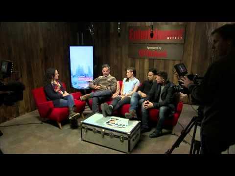 Kristen Stewart/Cast #CampXRay on interview with EW