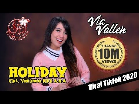 Via Vallen - Holiday [OFFICIAL]