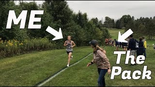 THE BEST CROSS COUNTRY RACE OF MY LIFE!!