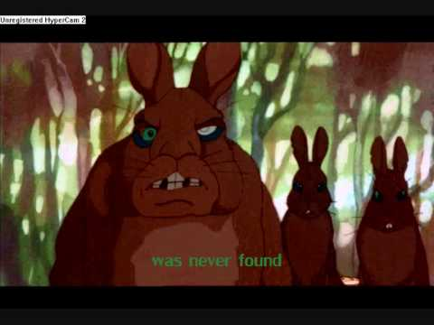 Kenraali Ratamo - General Woundwort in our memories (Watership Down) Music Videos