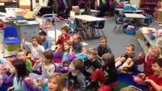 Everyone has feelings sing 1st grade