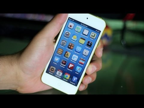 El Mejor Tema Para iPhone iPod Touch & iPad